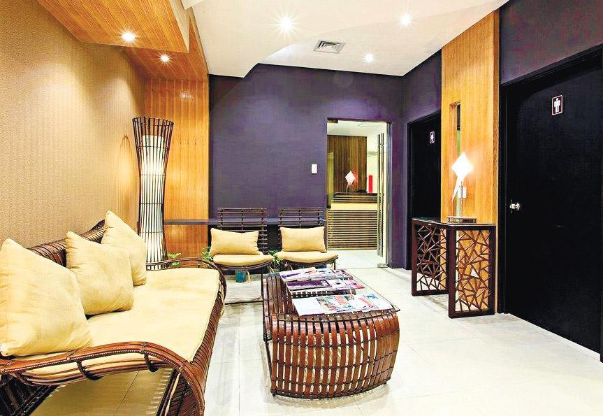 Ayala Center Cebu Expansion - Best Customer Restrooms