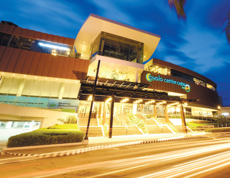 Ayala Center Cebu - Best Lifestyle Mall