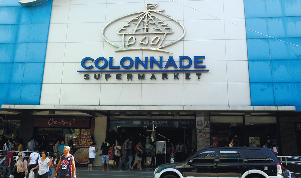 Colonnade Mall - Best Budget Supermarket