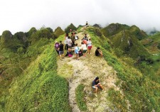 Osmeña Peak - Best Trekking Destination