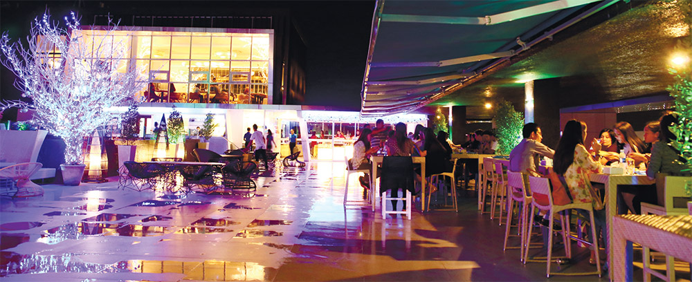 Sky Lounge by Blue Elephant - Best Roofdeck Hangout